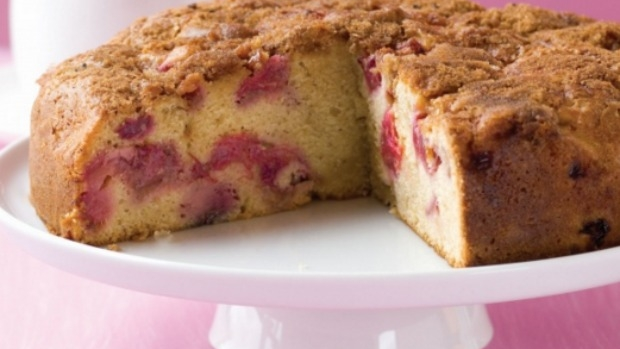 Article image for Recipe: Emma Dean's Rhubarb Cake