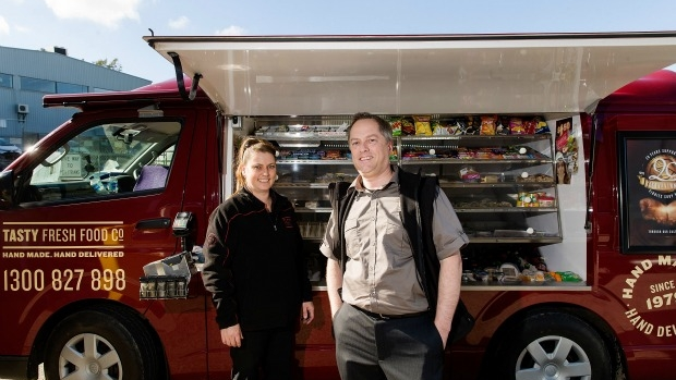 Article image for Ideas Factory: Making life easier for food trucks
