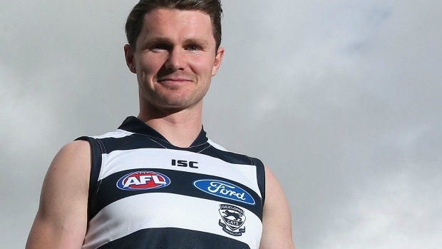 Article image for Cats recruit Patrick Dangerfield settles into Geelong