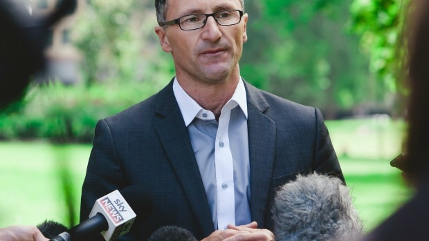 Article image for 3AW Drive caller reacts to claim from Richard Di Natale about the Greens