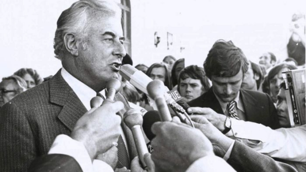 Article image for Book sheds new light on Whitlam government dismissal