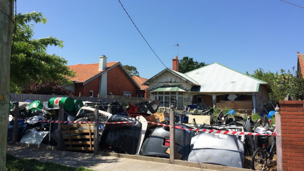 Article image for Worst front yard in Melbourne?