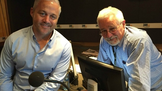 Article image for Jamie Zimmermann speaks about his book The Promise with Neil Mitchell on 3AW