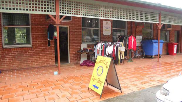 Article image for Business is booming at Melbourne op-shop
