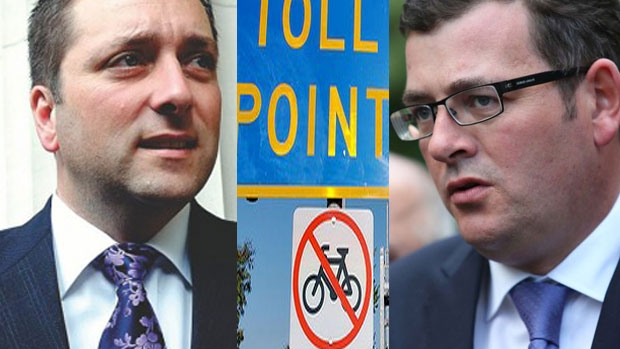 Article image for Matthew Guy accuses Andrews Gov't of allowing Transurban to set roads policy