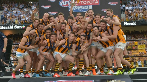 Article image for 2016 AFL fixture released