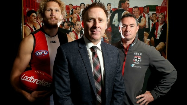 Article image for St Kilda and Sydney to play AFL's first gay pride game next season
