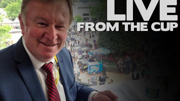 Article image for LIVE: 2015 Melbourne Cup at Flemington racecourse | 3AW Radio
