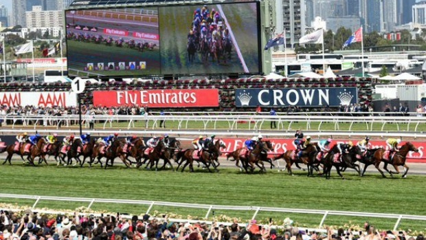 Article image for Prince of Penzance wins the 2015 Melbourne Cup