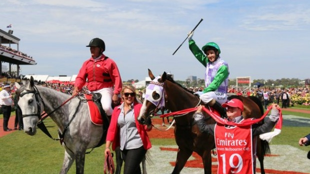 Article image for Michelle Payne predicted Prince of Penzance's Cup win two years ago