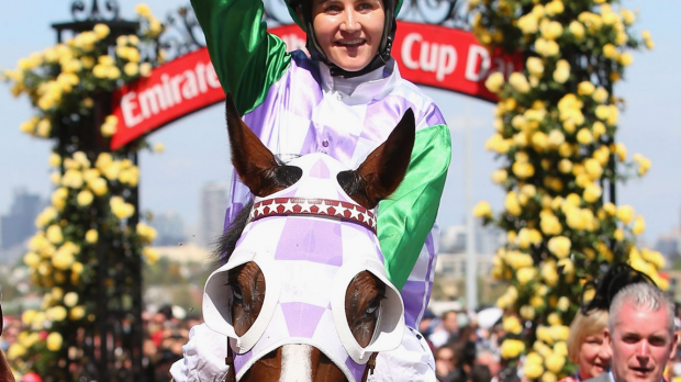 Article image for No excuses for lack of women jockeys in racing: Kate Jenkins
