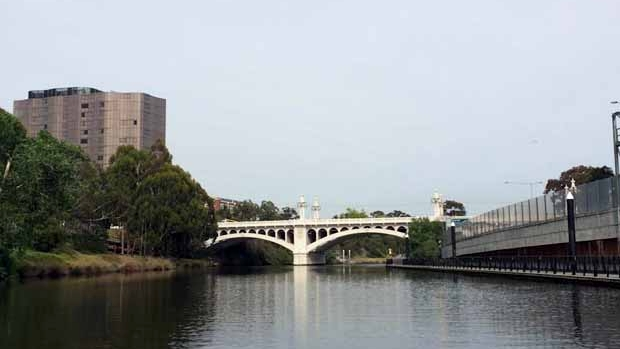 Article image for Neil Mitchell's Yarra river experiment: From Abbotsford to the CBD