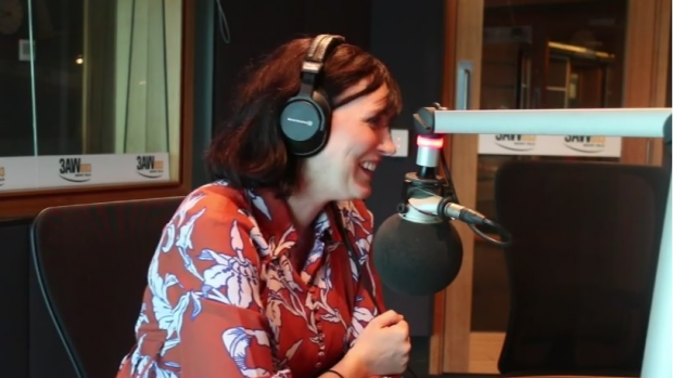 Article image for Sarah Blasko joins Denis Walter in the 3AW studio