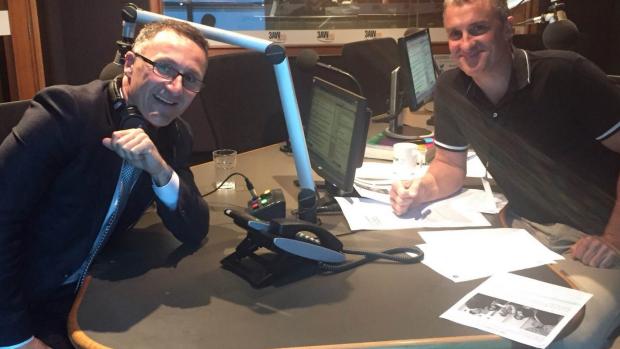 Article image for In conversation: Greens leader Richard Di Natale joins Tom Elliott