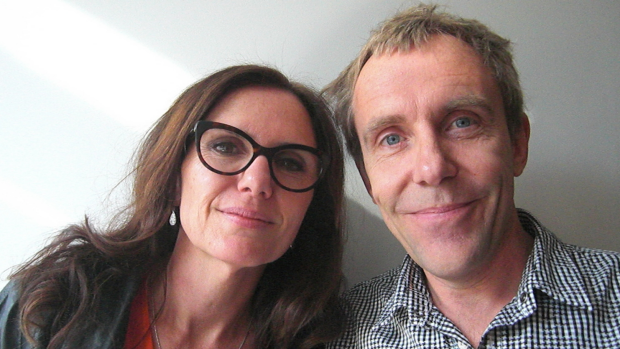Article image for Power couple: Interview with Robyn Butler and Wayne Hope
