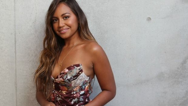 Article image for Gorgi Coghlan defends Jessica Mauboy's national anthem withdrawal