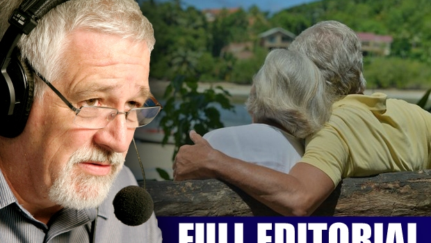 Article image for NEIL MITCHELL: Australia, it's time to respect our elders
