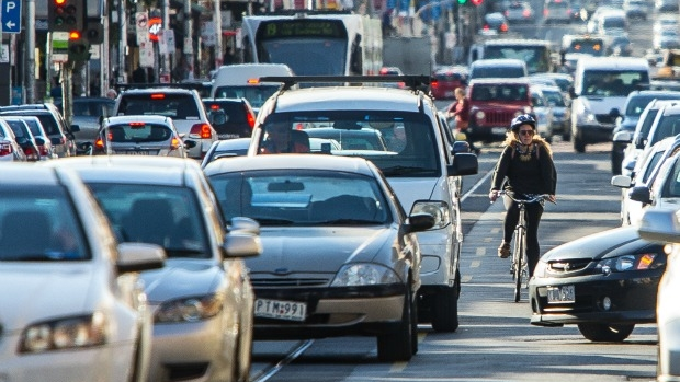 Article image for Tentative support for Sunday ban on cars in the inner CBD