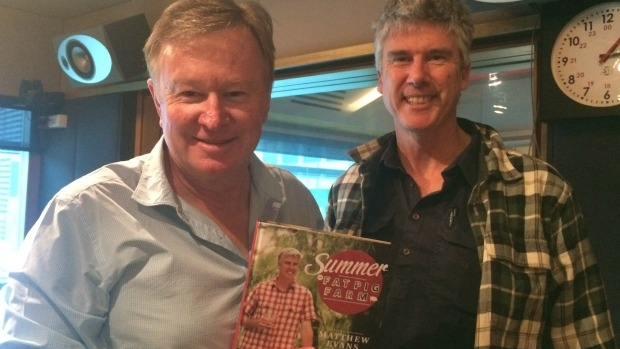 Article image for Matthew Evans' new summer cookbook has made Denis Walter hungry