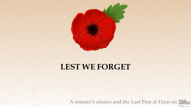 Article image for Remembrance Day 2015