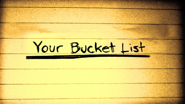 Article image for The Bucket List Guy on life and death with Ross and John