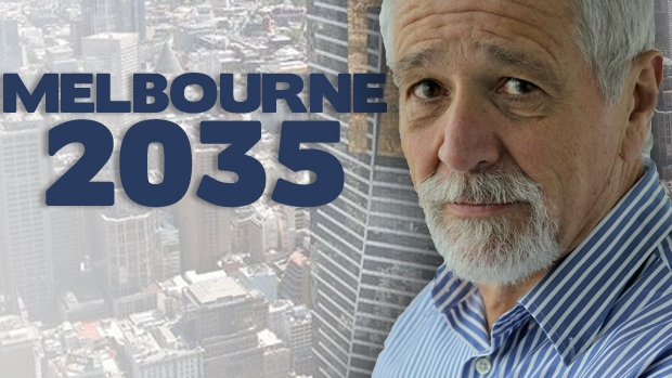 Article image for MELBOURNE 2035: Neil Mitchell's future forum at Eureka Skydeck