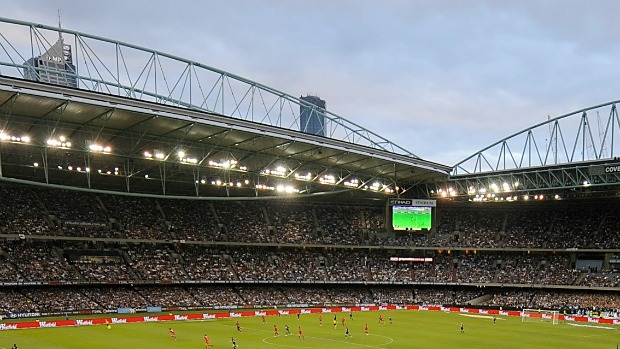 Article image for 'Etihad Stadium will be bulldozed by 2035': Robert Doyle and Rex Hunt