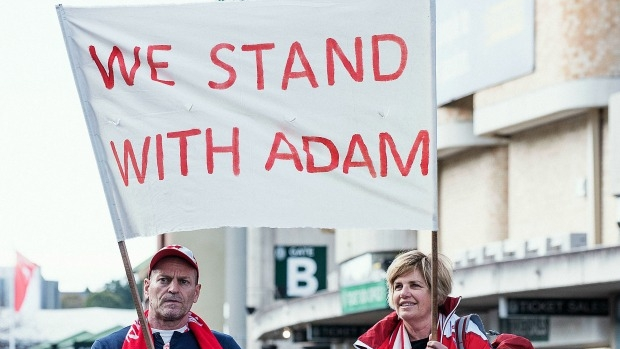 Article image for Doubts surface over Adam Goodes' ability to handle politics