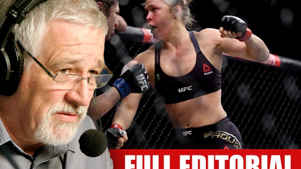 Article image for 'Don't go to the UFC': Neil Mitchell on Rhonda Rousey violent history