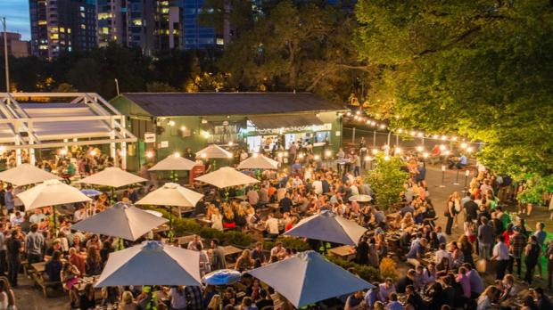 Article image for 3AW's De Bortoli Pub Of The Week: Tony Leonard reviews The Village Melbourne