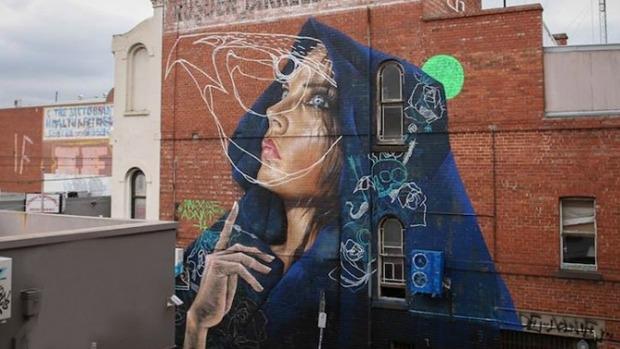Article image for Street art v graffiti art: Adnate