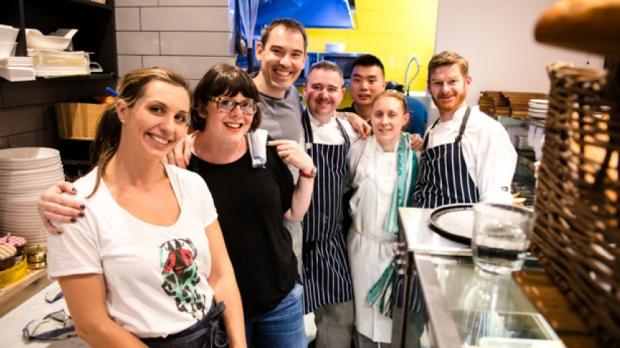 Article image for Paris attacks: Melbourne cafe operator Di Keser returns a 'broken person'