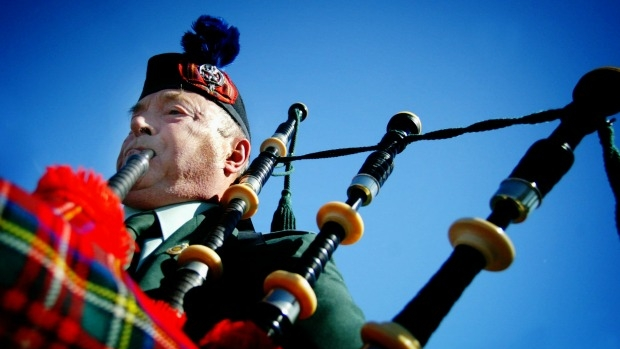 Article image for Bagpipes at Bournemouth bus stops keeps homeless people away