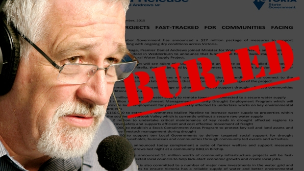 Article image for Neil Mitchell takes aim at Andrews government's 'sneaky' tax extension