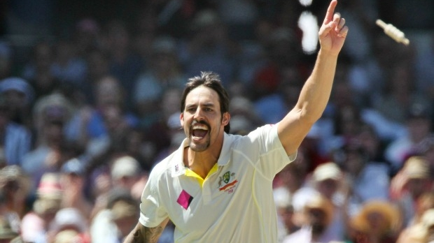 Article image for Fearsome bowler Mitchell Johnson announces retirement
