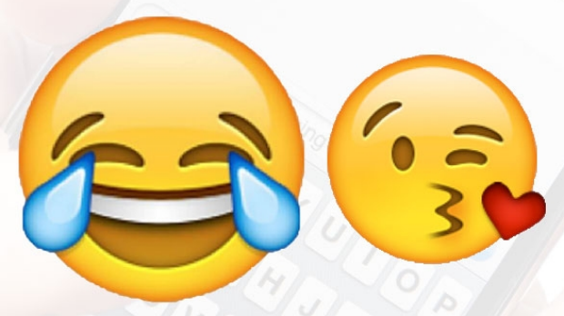 Article image for 'Laughing face with tears of joy' emoji named Word of the Year