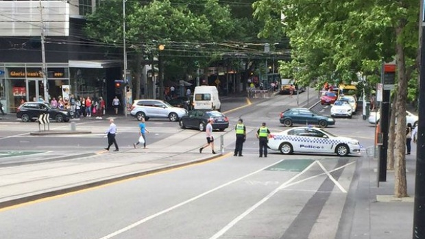 Article image for Southern Cross Station bomb scare resolved