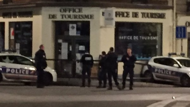 Article image for Paris gunfire: Police in apparent shoot-out