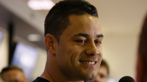 Article image for Jarryd Hayne could be on the way back home: Buzz Rothfield