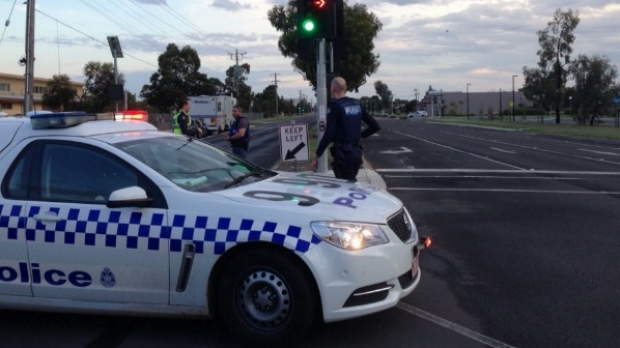 Article image for Three arrested over shooting at police car in Hoppers Crossing