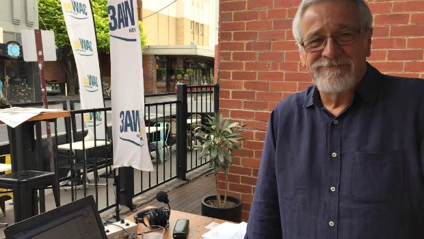Article image for Neil Mitchell broadcasts live from Yarraville