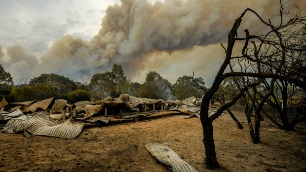 Article image for Lancefield bushfire report released