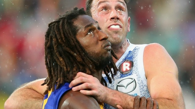 Article image for Todd Goldstein re-signs with North Melbourne