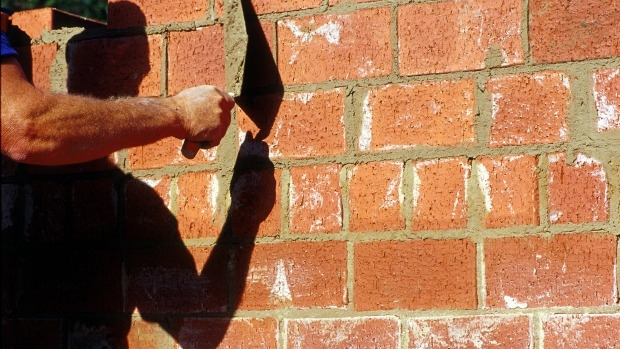 Article image for The technology to take the heavy workload out of bricklaying