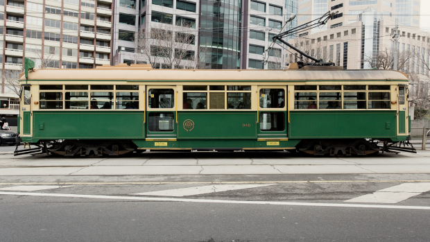 Article image for Turning our beloved rusting W class trams into cafes is being stalled by transport bureaucrats.