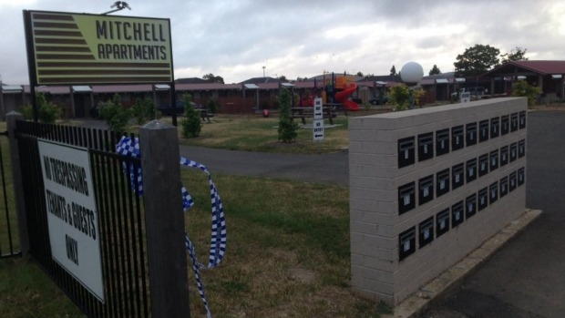 Article image for Man charged over alleged stabbing of girl at Ballarat apartment block