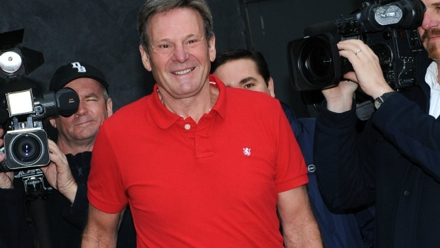 Article image for Sam Newman takes up fight against political correctness 'gone mad'