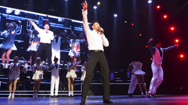 Article image for Broadway to Oz: Ten reasons to love Hugh Jackman (even more)