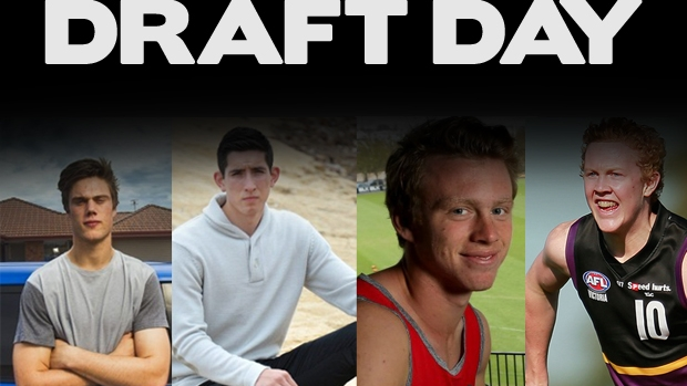 Article image for Sports Today's 2015 AFL Draft blog | 3AW