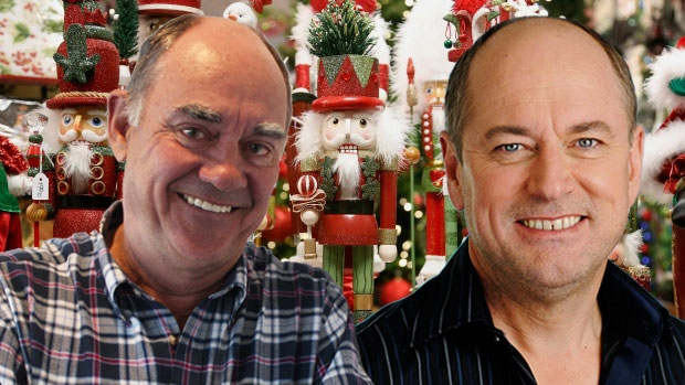 Article image for Ross and John's 'World Cup' of Christmas carols
